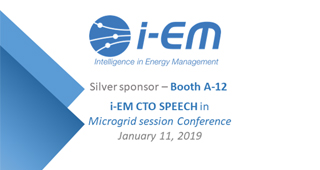 ENERGY STORAGE INDIA, i-EM Speaker and Exhibitor in New Delhi conference meeting